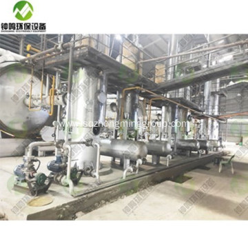 Crude Oil Vacuum Refinery Distillation Column