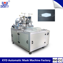 Fish Type Mask Earloop Welding Making Machine