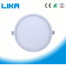 15W Integrated Rimless Round Concealed Mounted Panel Light