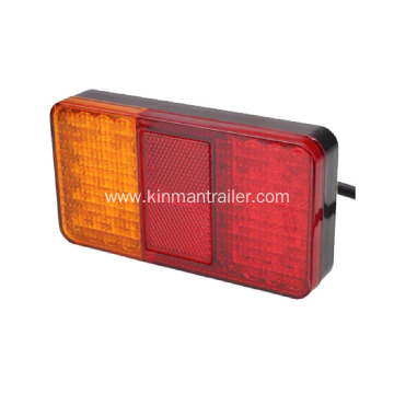 LED Tail Light For Dump Trailer