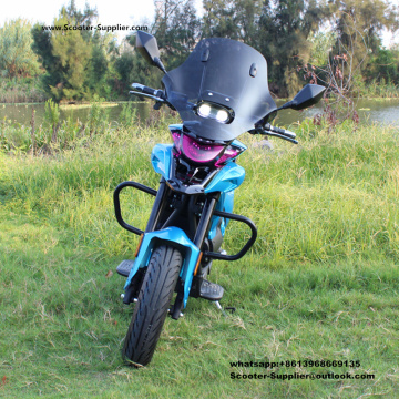Long Range All-new Electric Motorcycle