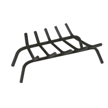 Cast Wrought Iron Fire Grates with Ember Catcher