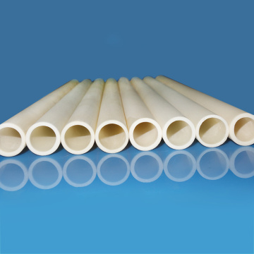 High Temperature 99.7% Corundum Ceramic Tube for Kiln