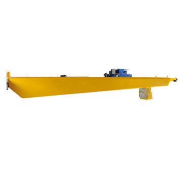 Double Girder Bridge Crane 10T with Hoist Trolley