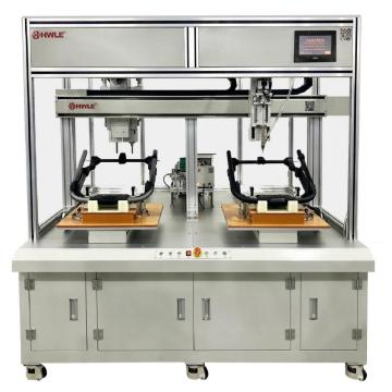 Desktop Automatic screw locking machine with Multi Axis