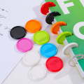 35MM Notebook Binding Ring Disk Buckle Loose-Leaf Button Mushroom Hole Notebook Button Can Increas The Number of Pages