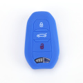 Silicone peugeot 308 key covers fob replacement