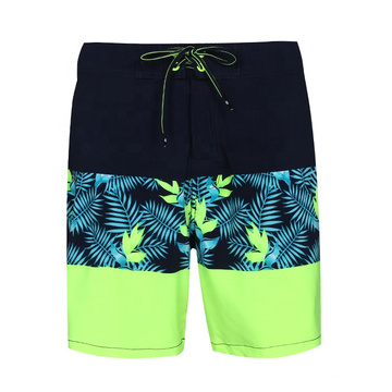 Quick Dry Swimwear Custom Printed Boardshorts for Men