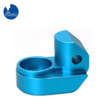 Blue Anodizing Aluminum Bike Accessories Parts