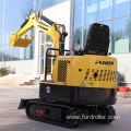 China Cheap Price Mini Excavator Machine For Small Projects FWJ-900-13