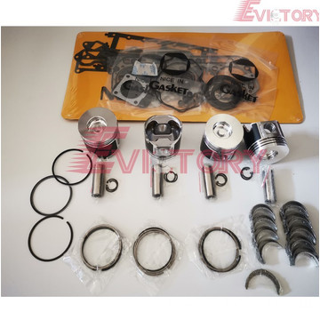 YANMAR engine 4TNV98-T bearing crankshaft con rod conrod