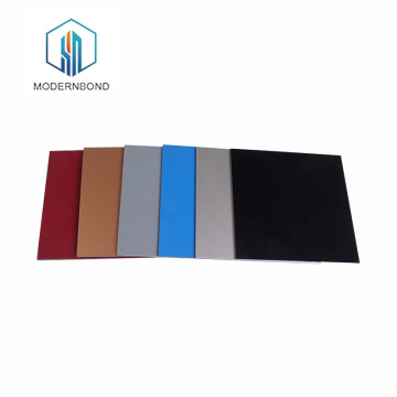 Exterior Curtain Wall Aluminum Composite Panel