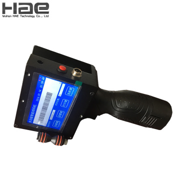 Portable Inkjet Marking and Coding Machine