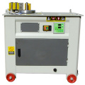 Digital display steel tube bender