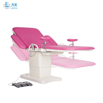 Electric Gynecology Examination Operating Obstetric Table
