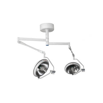 Dual arm surgery ceiling OT light