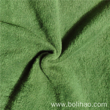 Solid Dyed Shearing Fleece Fabric