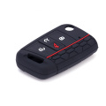 Silicone Remote Key Case For VW Golf 7