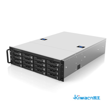 CVR network storage server chassis