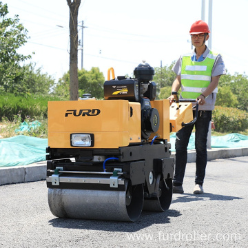Walk behind Vibratory Mini Compactor Rollers FYL-800C