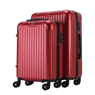 Hot Sale sky travel time trolley luggage set