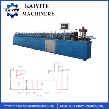 Metal Window Making Machine