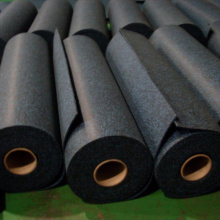 Recycled crossfit EPDM rubber roll gym flooring mat
