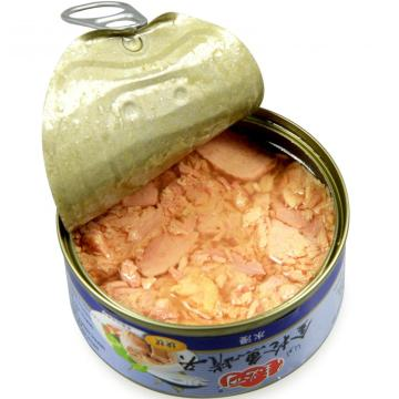 Canned Tuna Solid In Brine Spring Water