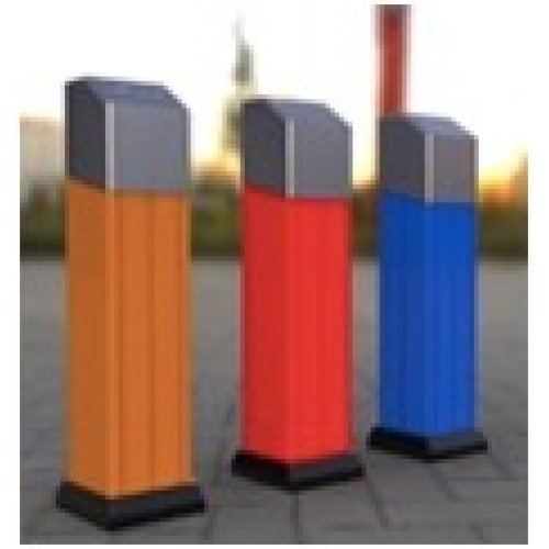 0.7~4s high torque PVC boom barrier gate