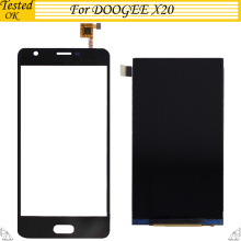 5.0 Inches For Doogee X20 X 20 LCD Display+Touch Screen Digitizer Tested Working For Doogee X20 Mobile Phone Accessories