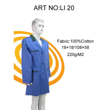 polyester cotton coveralls new design workwear