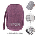 D Style Purple Bag