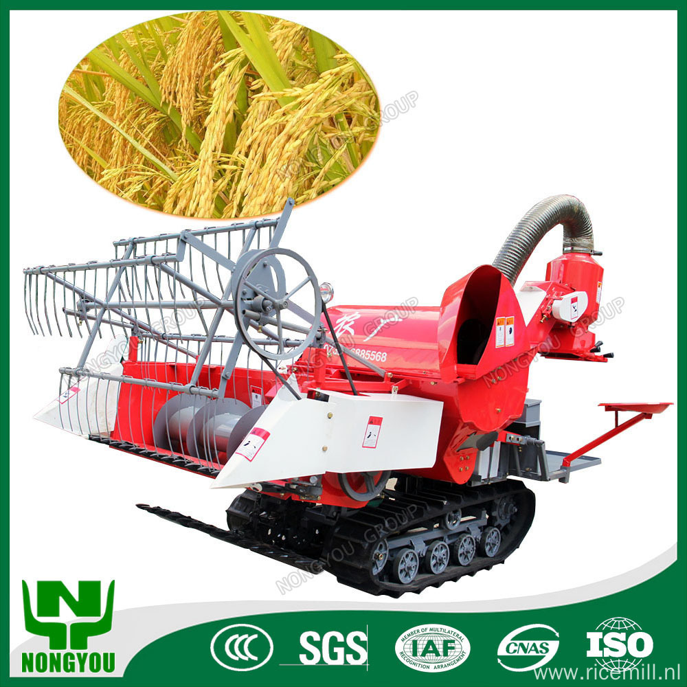 Harvesters Agricultural Machine Harvester Tractor 4LZ-0.8