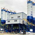 Small ready mixed HZS90 concrete batching plant