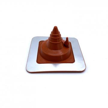 Mini Silicone Rubber Flue Flashings For Tent