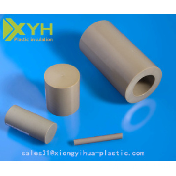 Engineering Plastic High Quality Virgin PEEK Rod