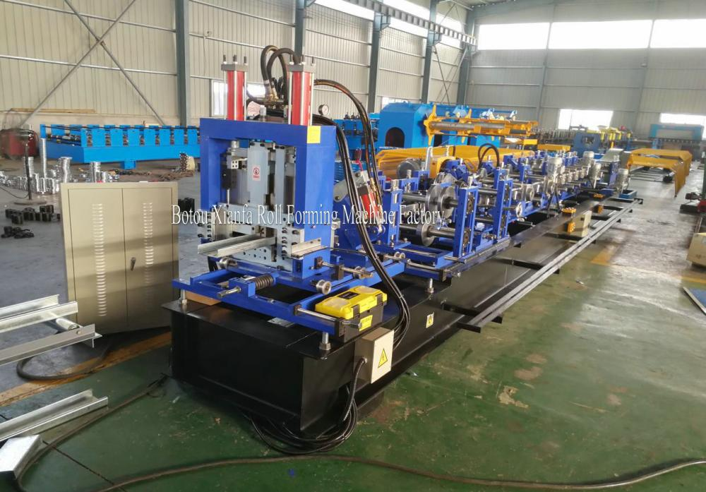 CZ Interchangeable Roll Forming Machine