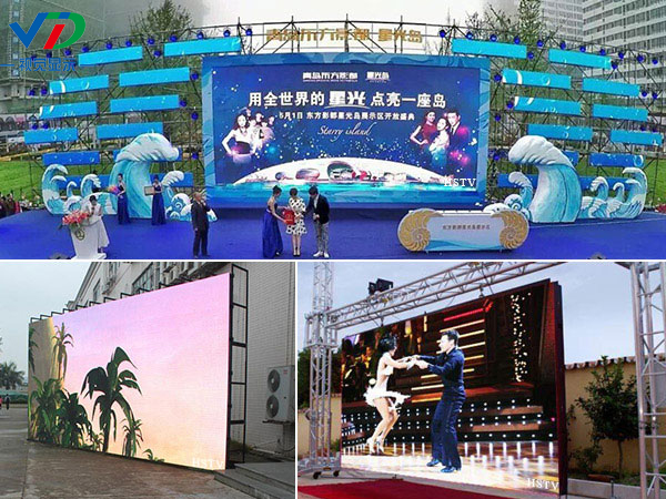 Ph4 81 Outdoor Rental Led Display