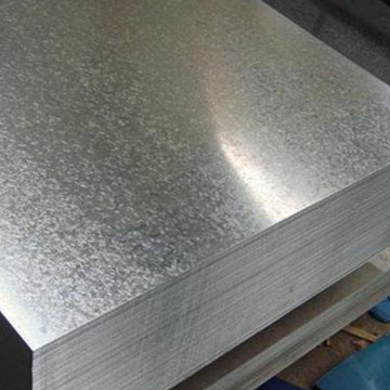 Thickness GB Standard Galvanized Cold Rolled Steel
