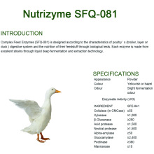 Complex enzymes for for poultry