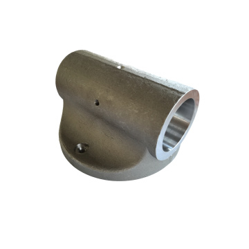 Integrated Forging  Ductile Iron Cylinder End Cap