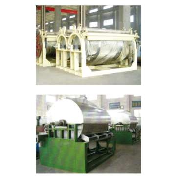 Chamber Cylinder And Scratch Board Drier Machine