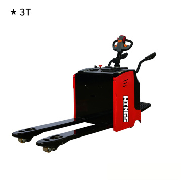 3 Tons Electric Pallet Truck
