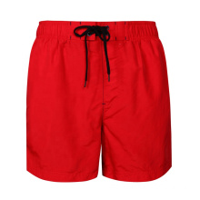 Waterproof Plain Dyed Mens Board Shorts Quick Dry