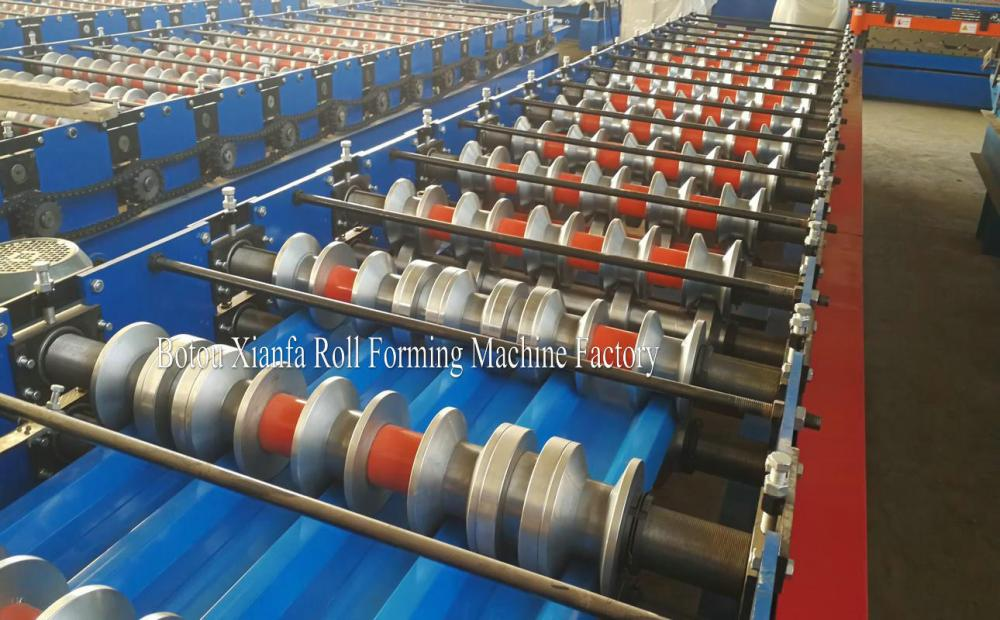 Wall Panel Making Equipment