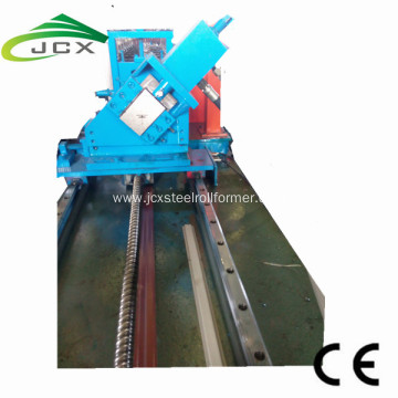 Galvanized H strip joint making machine