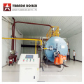 Industrial Fire Tube Horizontal Kerosene Oil Fuel Boiler