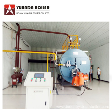 1 ton 70 bhp Fire Tube Steam Boiler