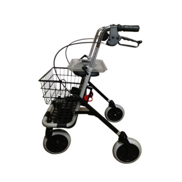 High quality four-wheel rollator