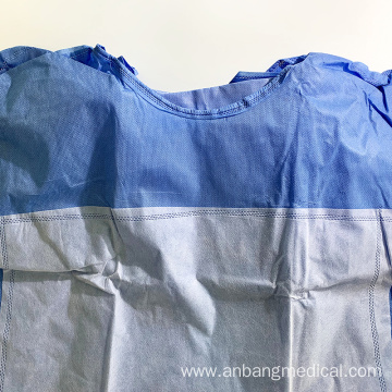 Isolation Gown for Hospital/Clinics